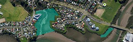 Coastal Protection Area 1 (45a & 45b)