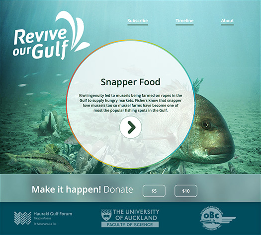 Revive our Gulf