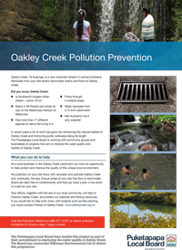 Oakley Creek