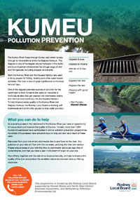 Kumeu Business Pollution Prevention